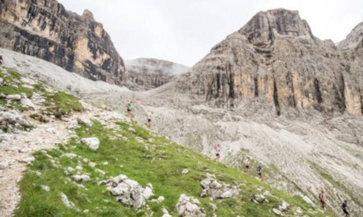 Entries to the 2019 Skyrace sold out in a few hours